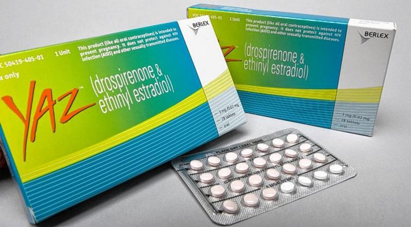 yaz-birth-control-pill
